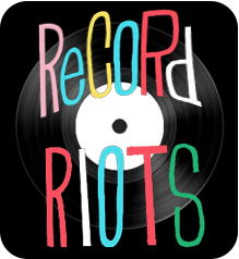 Record Riots Logo